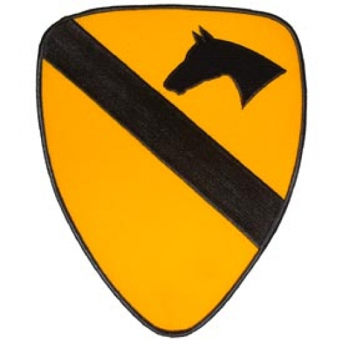 Patches » Army &#...1st Cavalry Patch For Ar15