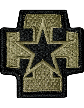 OCP Unit Patch: 139th Medical Brigade - With Fastener