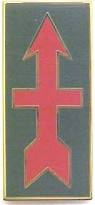 Army Combat Service Identification :  32nd Infantry Brigade