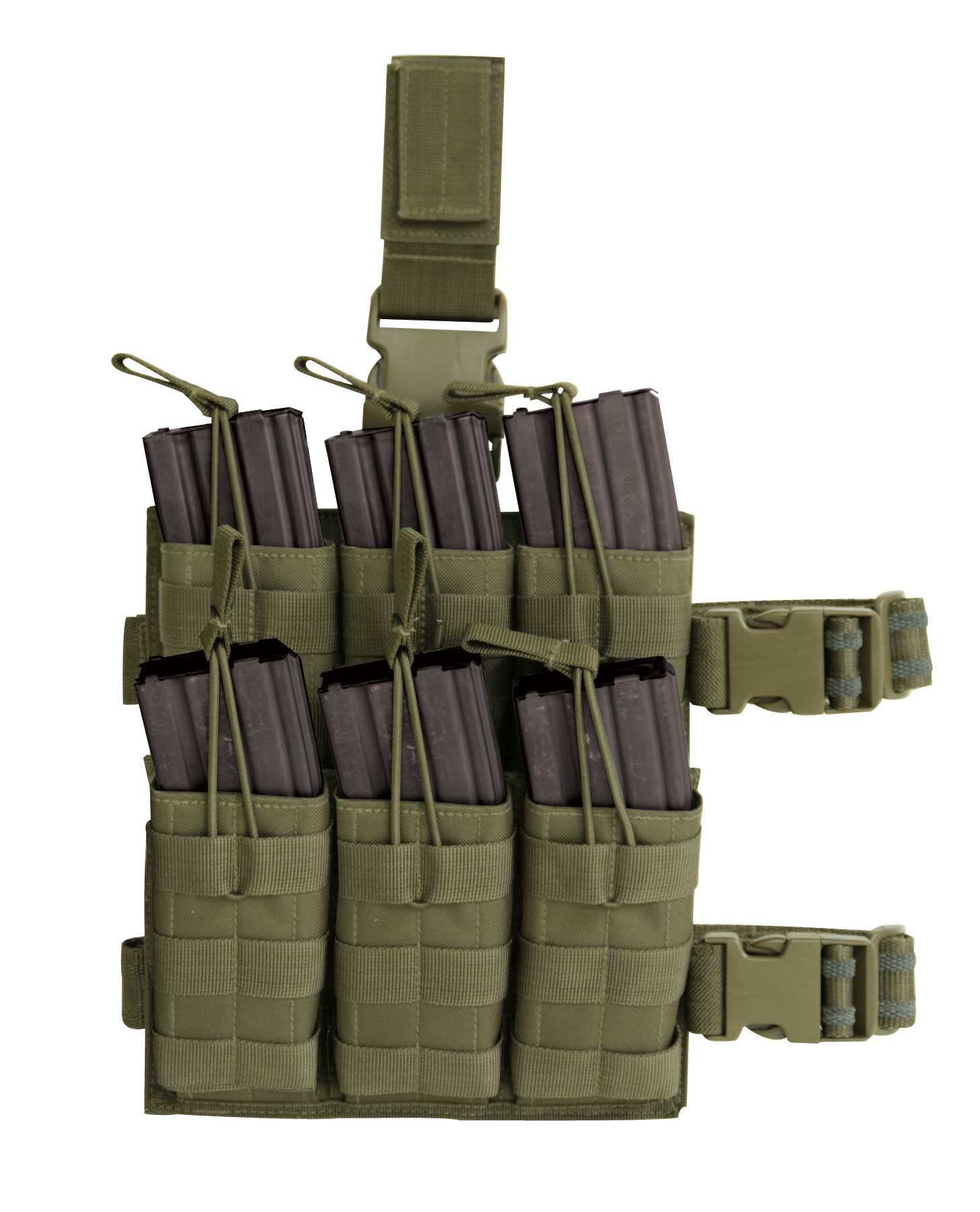 M4/M16 Mag Drop Leg Shingle