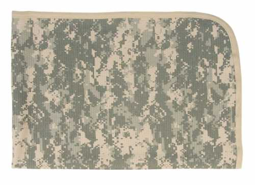 Camouflage Receiving Blanket in Army Digital Camo - NS145