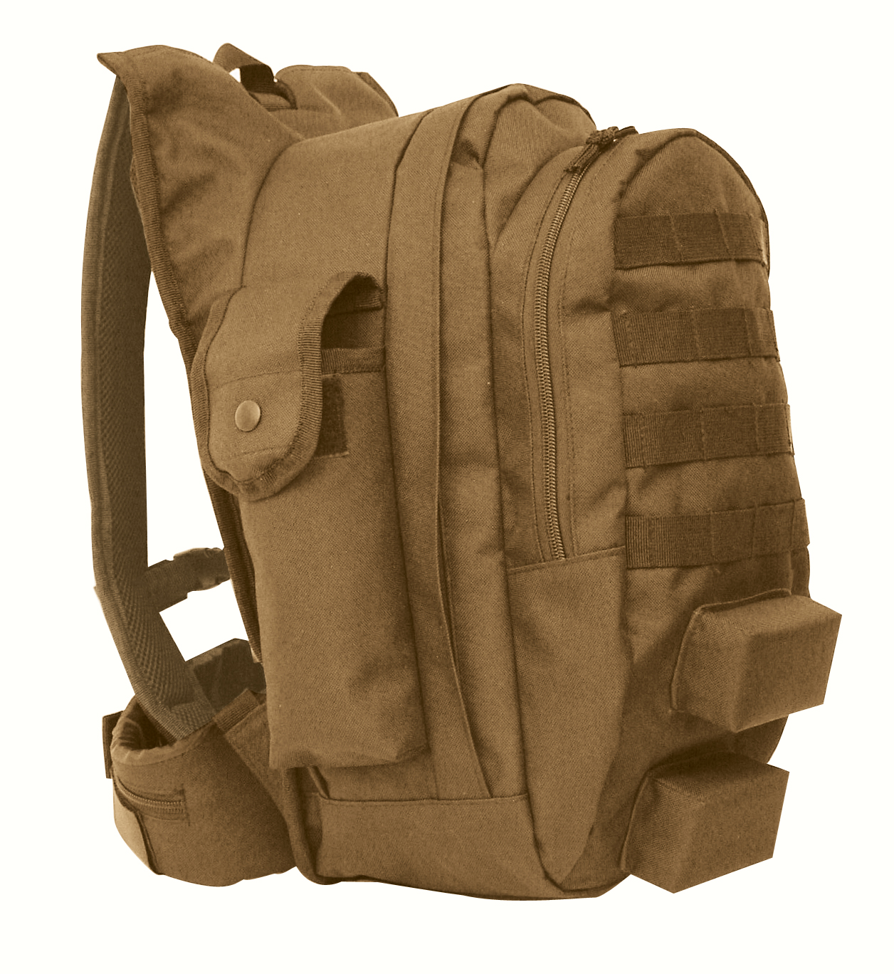 Low-Profile Ruck