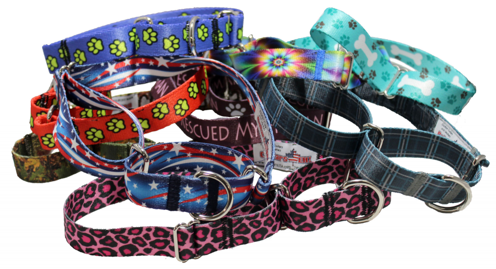 Patterned Martingale Collar