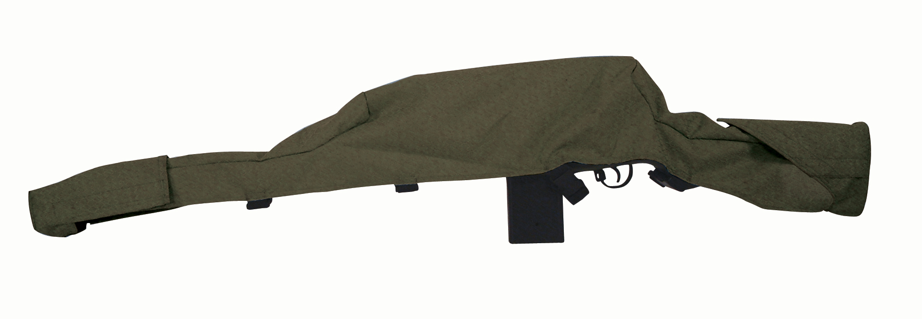 Deluxe Rifle Poncho