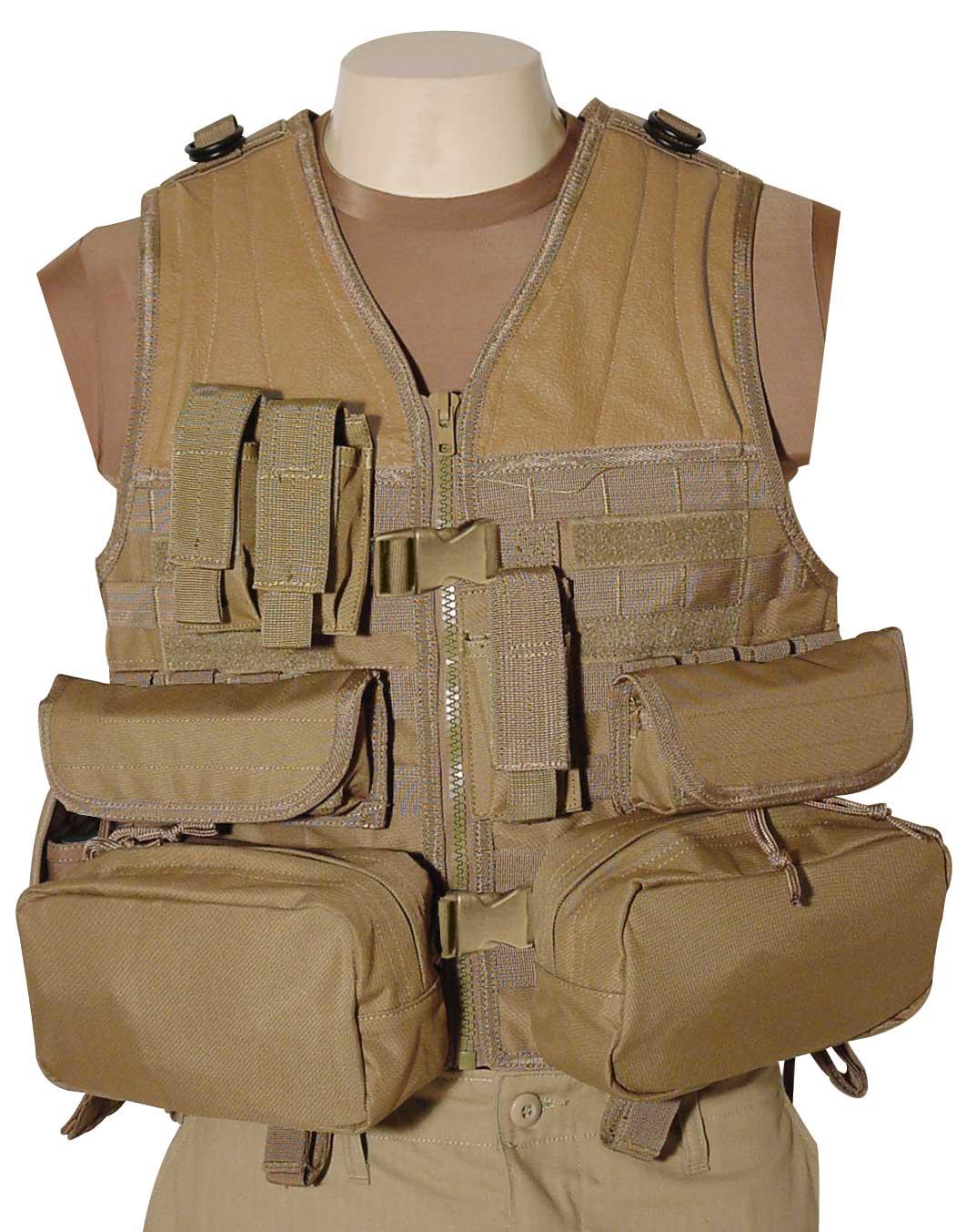 Shotgun Entry Vest Combo