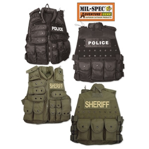 Police and Sheriff Vest - NS12059