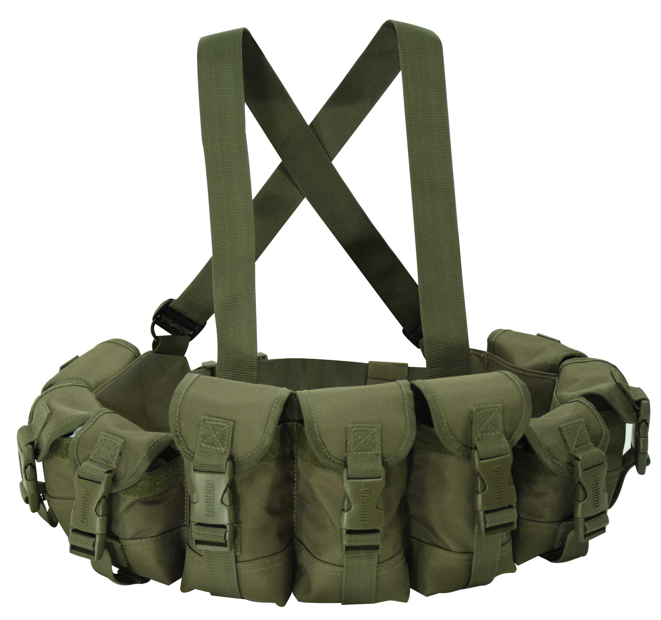 9-Pocket Chest Rig