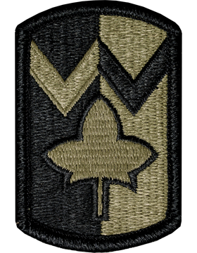 OCP Unit Patch: 4th Sustainment Brigade - With Fastener