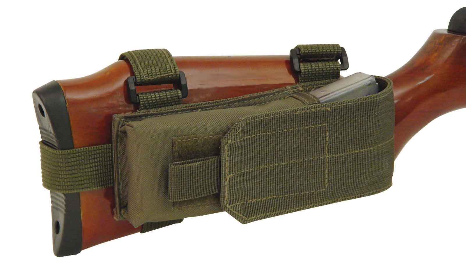 Buttstock Mag Pouch
