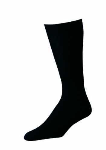 Black Polypropylene Sock Liner - NS753