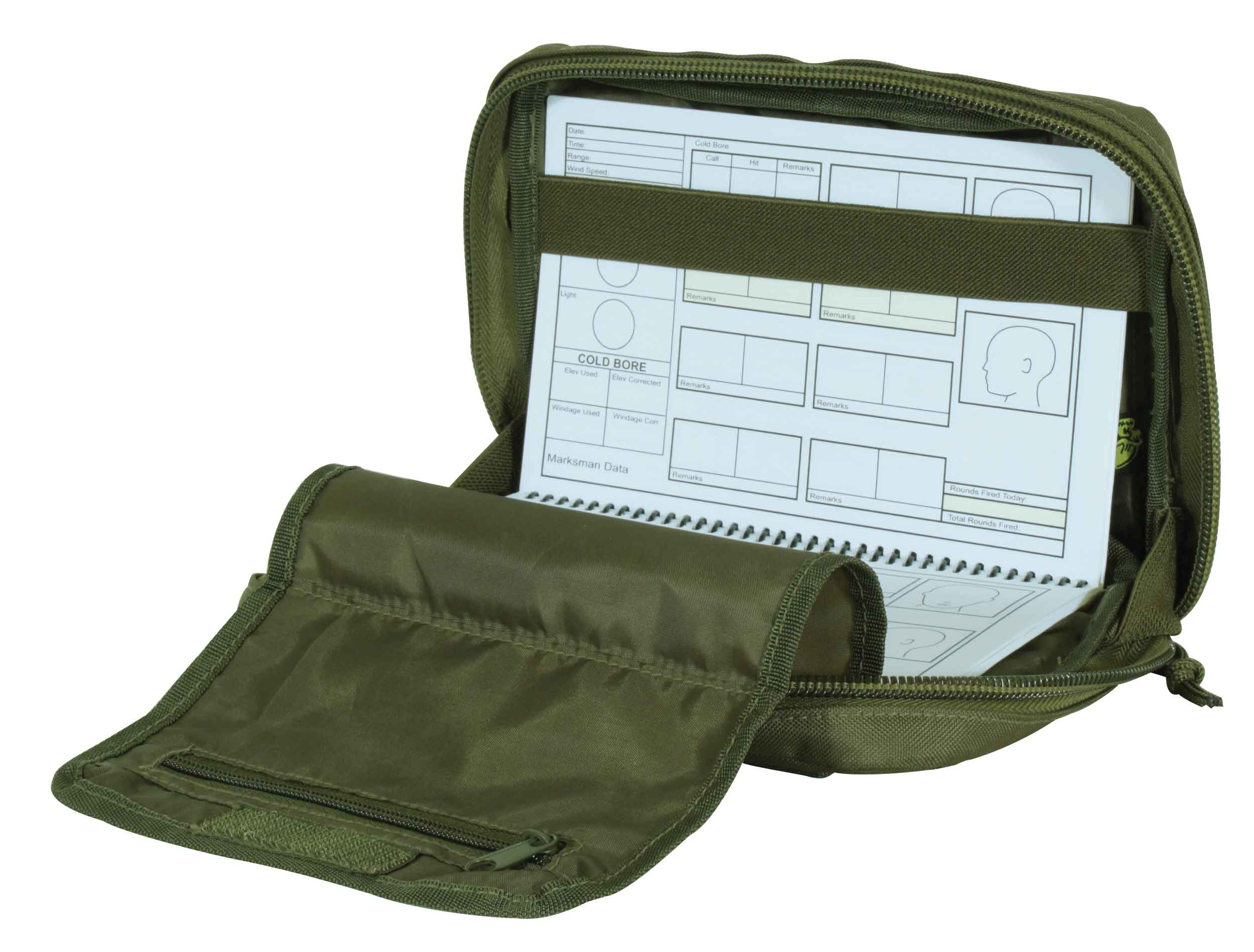 Sniper's Data Book Pouch