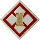 Army Combat Service Identification Badge:  926th Engineer Brigade
