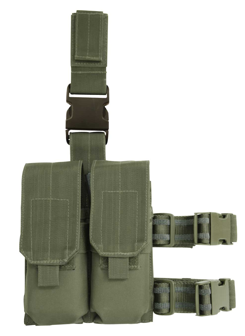 Drop Leg w/ M4 M16 Mag