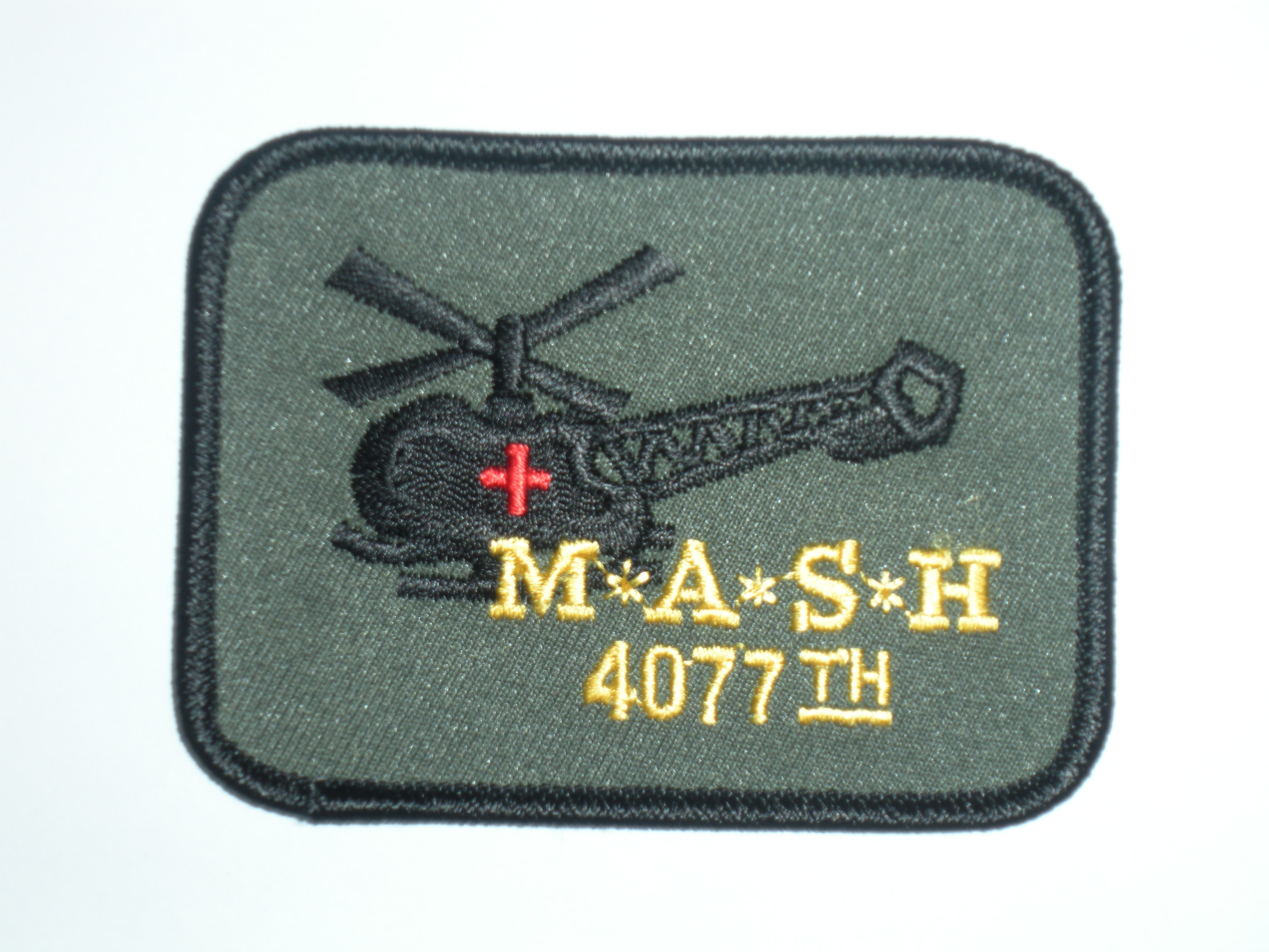 Mash Patch Northern Safari Army Navy