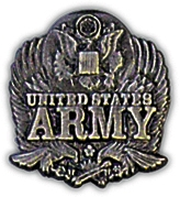 Army Pins/Tie Clips