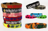 Embroidered Personalized Deluxe Dog Collars (Military)