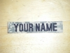 ACU Name Tape