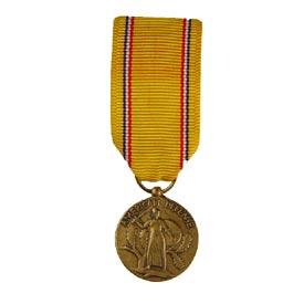 American Defense Service Mini Medal