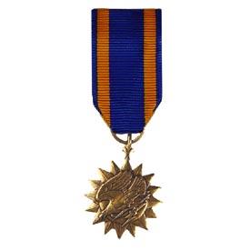 Air Medal Full Mini Medal