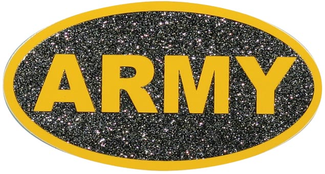 Army Decals & Bumper Stickers