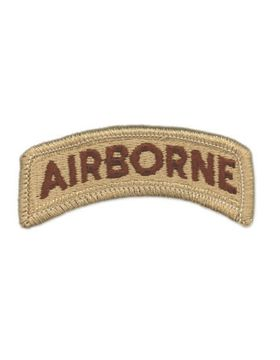Military Branches » Army » Unit Patches » Desert Patches for