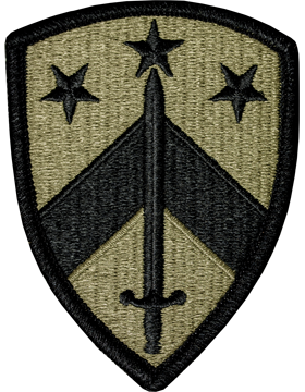 OCP Unit Patch: 230th Sustainment Brigade - With Fastener