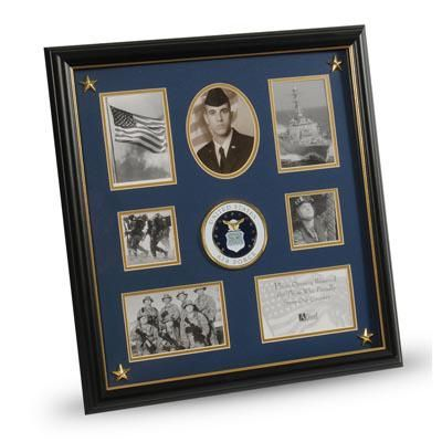 "16""x17"" Medallion Collage Frame"