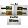 Velcro Bag Tags