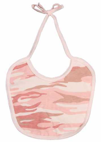 Pink Camo Bib - NS141