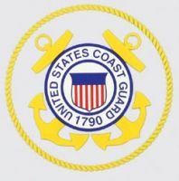 Coast Guard Decals / Stickers