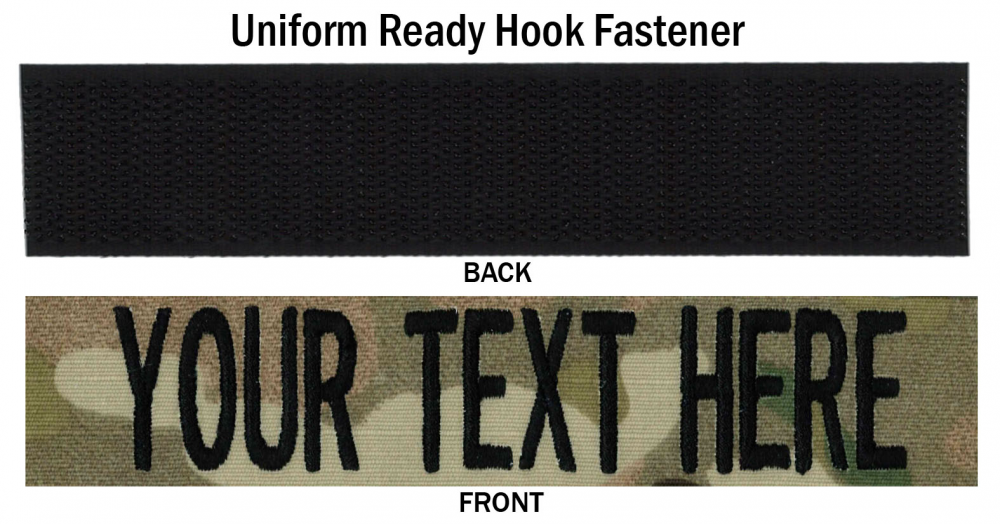 Customize Custom / Personalized Name Tapes - Northern Safari Army Navy